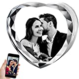 3D Crystal Photo Personalized,Custom Crystal Photo Lamp