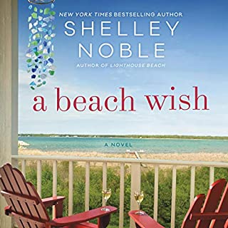 A Beach Wish audiobook cover art