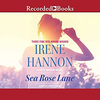 Sea Rose Lane audiobook cover art
