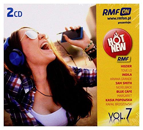 Hozier / Indila / Tove Lo: Rmf Hot New Vol.7 (digipack) [2CD]