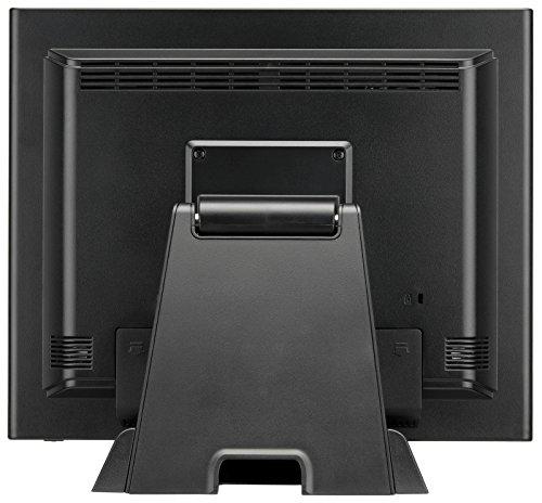 iiyama ProLite T1532MSC-B5AG 38cm (15 Zoll) LED-Monitor SXGA 10 Punkt Multitouch kapazitiv (VGA, HDMI, DisplayPort, USB für Touch, IP54, AntiGlare Beschichtung) schwarz