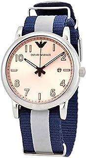 Armani Luigi Quartz Beige Dial Men's Watch AR11212