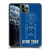 Head Case Designs sous Licence Officielle Star Trek USS Entreprise NCC-1701 Les Bateaux de La Ligne...