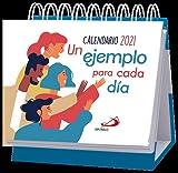 Calendario de mesa Un ejemplo para cada día 2021 (Calendarios y Agendas)