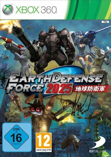 Namco Bandai Games Earth Defense Force 2025 Xbox 360 Basic Xbox 360 videogioco