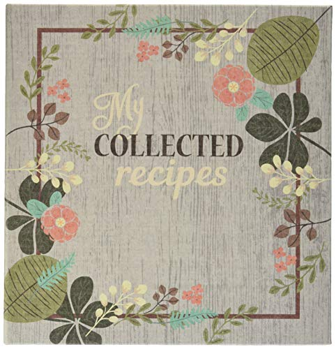 Meadowsweet Kitchens Create Your Own Collected Recipes - Vintage Flowers