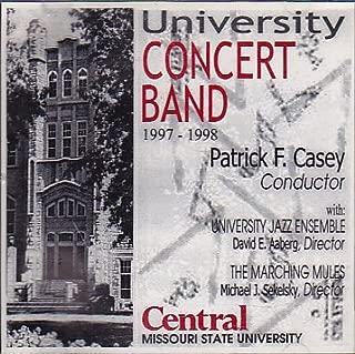 Central Missouri State University Bands 1997-1998