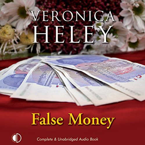 False Money audiobook cover art