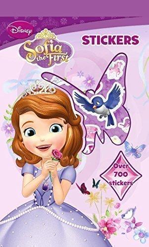 Disney Sofia Die Erste Sticker Reise Weihnachtsstrumpf Partytüten (700 Aufkleber)