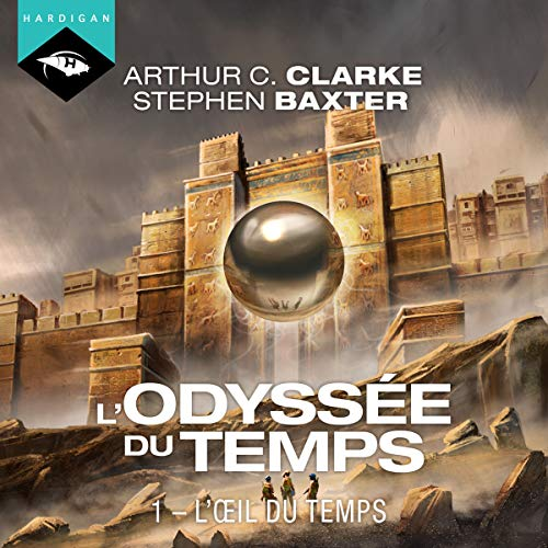 L'Œil du Temps audiobook cover art