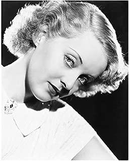 Bette Davis Eyes Close Up Head Shot 8 x 10 Inch Photo