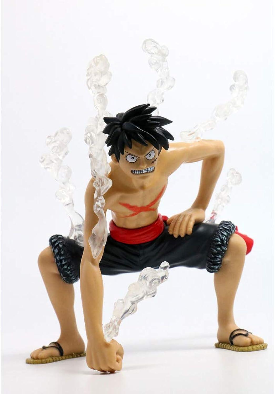 compra limitada LYLLYL Estatua De Juguete Modelo De Juguete Modelo De Dibujos Dibujos Dibujos Animados Colección Souvenir Regalo De Cumpleaños 16 CM Modelo de Juguete (Color   Negro)  comprar ahora