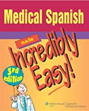 Best medical spanish made incredibly easy Reviews
