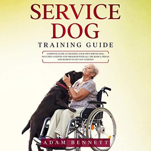 Service Dog Training Guide cover art