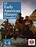 EP Early American History Printables: Levels 5-8: Part of the Easy Peasy All-in-One Homeschool