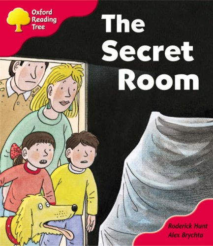 Oxford Reading Tree: Stage 4: Storybooks: the Secret Room: Biff Finds a Secret Roomの詳細を見る