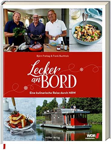 Lecker an Bord: Eine kulinarische Reise durch NRW