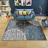 Round Ball Nordic Carpet Living Room Sofa Tavolino Cuscino Modern Simple American Home Bedroom Comodino 140X200CM