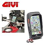 Soporte Smartphone para Moto para iPhone 6 Plus para Moto Y Bicicleta S957B GIVI