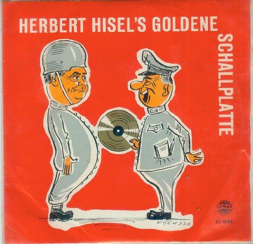 Herbert Hisel's goldene Schallplatte [Vinyl, Single, EP 4204 - Tempo]