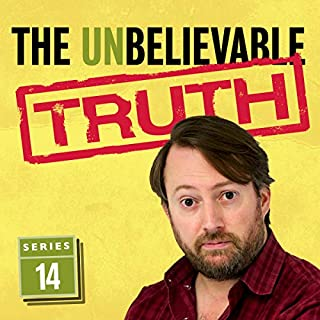 The Unbelievable Truth (Series 14) cover art