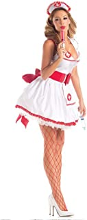 PINSE Women`s Temptress Nurse Betty Sexy Costume