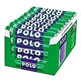 Nestlé Polo Caramelle alla Menta, Confezione da 32 Tubi da 34 g...