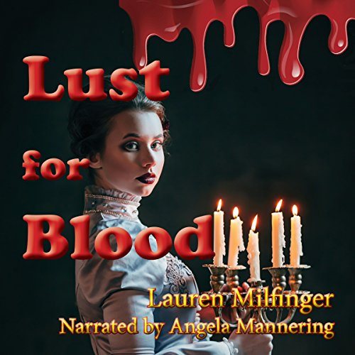 Lust for Blood audiobook cover art