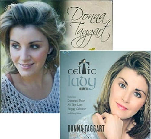 Celtic Lady Volume 1 & 2 (2CD's) featuring Jealous of the Angels (Jenn Bostic)
