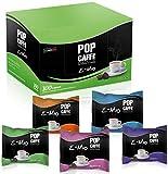 Caffe' Pop Capsule E-Mio Mix Arabico, Deca Compatibili A Modo Mio - 100 Pezzi