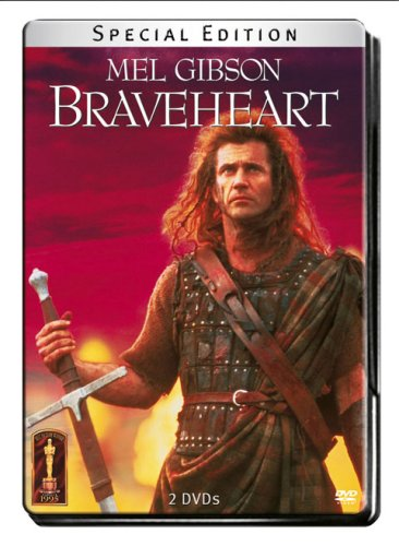 Braveheart (Steelbook) [Special Edition] [2 DVDs]