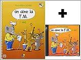 Méthodes et pédagogie LEMOINE SICILIANO MARIE-HÉLÈNE - ON AIME LA F.M. VOL.2 + CD Formation musicale - solfège