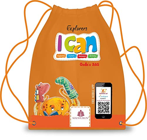I Can-Oodle Book (Explorers-KG 1)