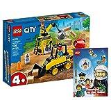 Collectix Lego 60252 - Juego de excavadora de Lego (cubierta blanda)