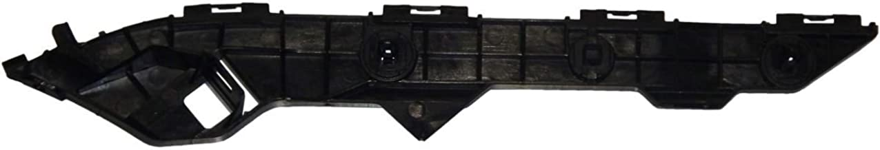 OE Replacement Toyota Corolla Rear Passenger Side Bumper Cover Support (Partslink Number TO1143101)
