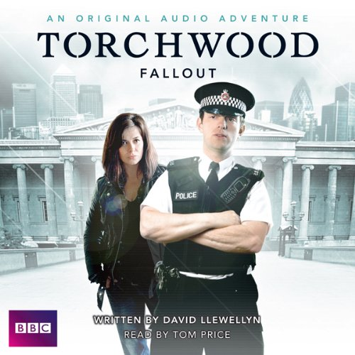 Torchwood: Fallout audiobook cover art