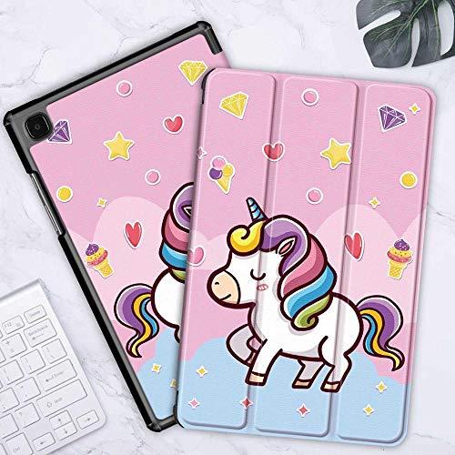 YYLKKB Funda para Tableta Samsung Galaxy Tab A 10.1 2019 / Tab A 8 2019 / Tab A6 10.1 2016 / Tab A7 10.4 2020 Funda magnética para Tableta con Soporte-CH-QCXM_Tab A 10.1 2019