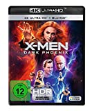 X-Men: Dark Phoenix (4K UHD Blu-ray)