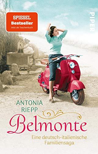 Belmonte (Die Belmonte-Reihe 1): Eine deutsch-italienische Familiensaga | Ein bewegender Familiengeschichten-Roman rund um Liebe, Heimat und Identität