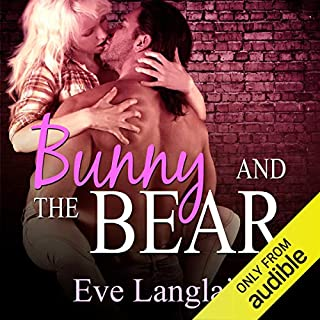Bunny and the Bear audiobook cover art