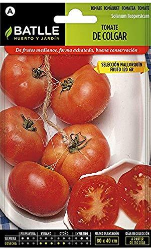 Batlle Gemüsesamen Hängetomaten Auswahl Mallorquín (175 Samen)