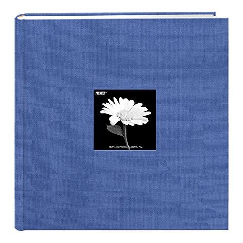 Pioneer Photo Albums DA-500CBF/SB Extra Large Capacity Photo Album, 500 Pocket 4x6, Sky Blue