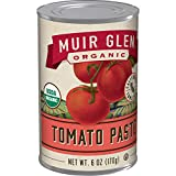 Muir Glen, Organic Tomato Paste, 6 oz (Pack of 24)