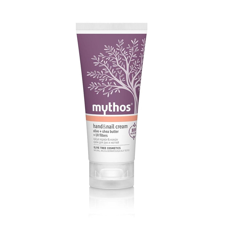 胸美的分散Mythos(ミトス) ハンド&ネイルクリーム 100ml