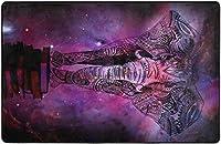 マンダラエレファントインディアスタイルギャラクシー星雲ブックスーパーソフトインドアモダンエリアラグふわふわラグダイニングルームホームベッドルームカーペットフロアマットベビーキッズ犬猫60x39インチ-80x58インチ