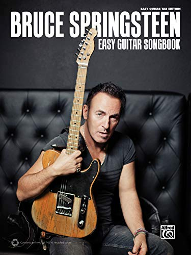 Bruce Springsteen Easy Guitar Songbook: Easy Guitar Tab
