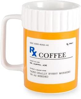 Ceramic RX Coffee Mug - Tea Cup