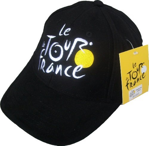 TOUR de France Cyclisme Casquette - Collection Officielle Velo - Taille réglable Ado/Adulte - Hat Cap