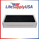 LifeSupplyUSA Replacement Particle HEPA Compatible with TiO2 Filter fits Aerus Electrolux Guardian Air Purifiers