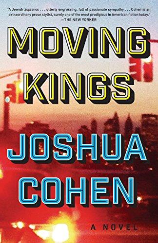 Image of Moving Kings: A Novel